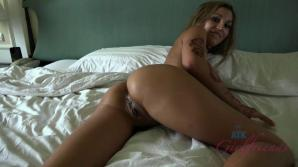 Moka lets you have her ass, and you creampie her pussy